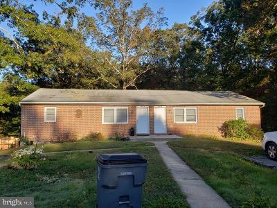 Abingdon Single Family Home For Sale: 3204 Wilson Avenue