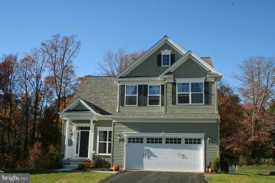 Harford County Single Family Home For Sale: Peverly Run Road