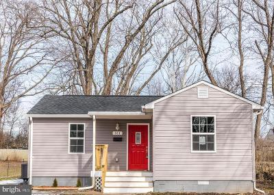 Aberdeen Single Family Home For Sale: 511 2nd Street