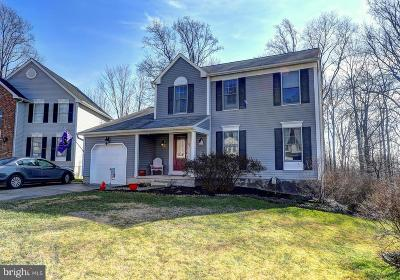 Abingdon Single Family Home Active Under Contract: 105 Barton Court