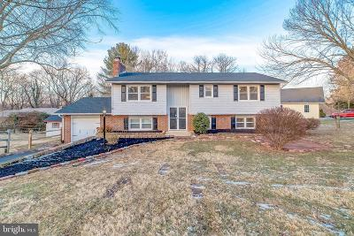 Fallston Single Family Home For Sale: 1500 Groveton Court