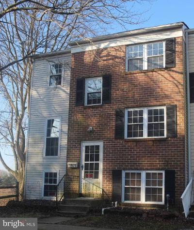 Harford County Rental For Rent: 1969 Brookside Drive