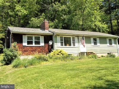 Darlington, Jarrettsville, Pylesville, Street, White Hall, Whiteford Single Family Home For Sale: 3750 Prospect Road
