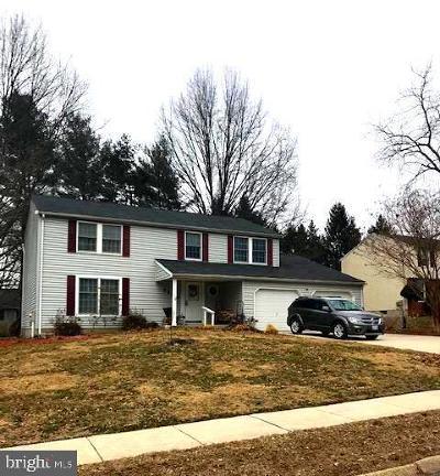 Bel Air Single Family Home For Sale: 1404 Midhurst Court