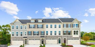 Bel Air Townhouse For Sale: 707 Iron Gate Road