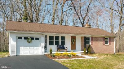 Havre De Grace Single Family Home For Sale: 2301 Manor Circle