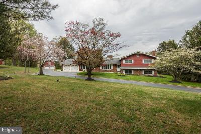 Harford County Single Family Home For Sale: 540 Walters Mill Road