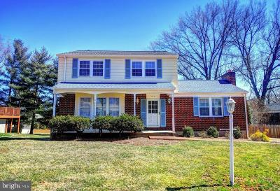 Harford County Rental For Rent: 307 Princeton Lane