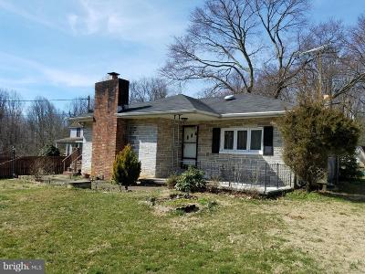 Havre De Grace Single Family Home For Sale: 308 Robinhood Road