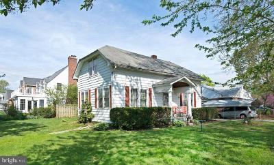 Havre De Grace Single Family Home For Sale: 912 S Union Avenue