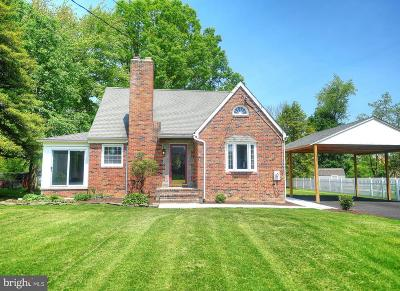 Fallston Single Family Home Under Contract: 3 Bagley Street