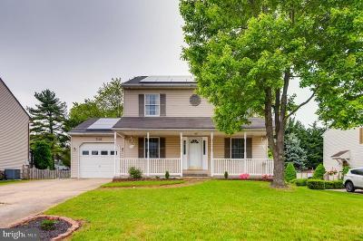 Bel Air Single Family Home For Sale: 706 E Farrow Court