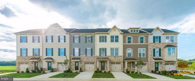 Bel Air Townhouse Under Contract: 724 Thurlow Court