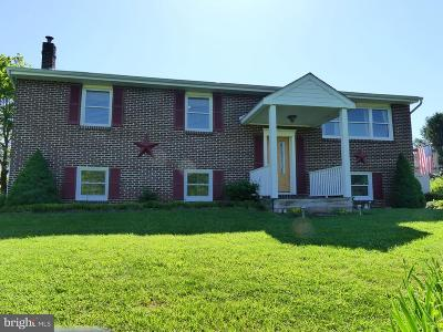 White Hall Single Family Home For Sale: 4845 Norrisville Road