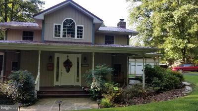 White Hall, Whiteford Single Family Home For Sale: 1892 Deep Run Road