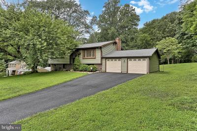 Harford County Single Family Home For Sale: 1914 Treeline Drive