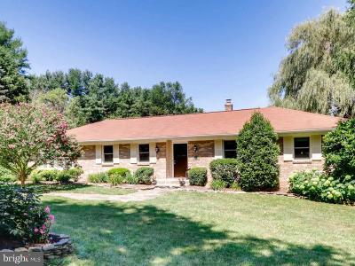 Harford County Single Family Home For Sale: 3604 Advocate Court