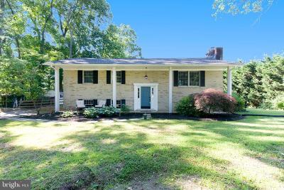 Jarrettsville Single Family Home For Sale: 3618 Woodholme Drive