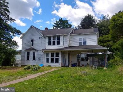 Churchville Single Family Home For Auction: 3340 Level Road
