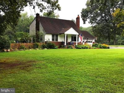 Joppa Single Family Home For Sale: 2513 Franklinville Road