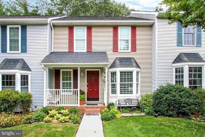 Abingdon Townhouse For Sale: 765 Burgh Westra Way