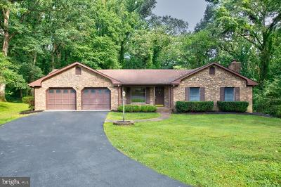 Jarrettsville Single Family Home Under Contract: 1512 Lady Anne Court