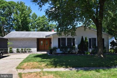 Joppa Single Family Home For Sale: 324 Foster Knoll Drive