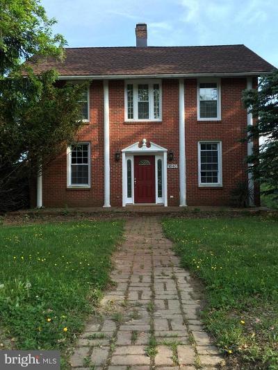 Havre De Grace Single Family Home For Auction: 1940 Chapel Road