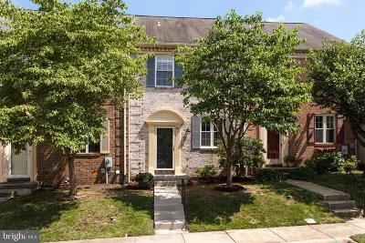 Bel Air Townhouse For Sale: 983 Phillips Place