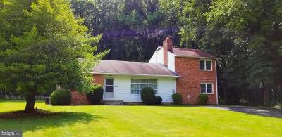 Harford County Single Family Home For Sale: 2906 Old Joppa Road