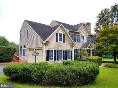 Fallston Single Family Home For Sale: 2011 Carrs Mill Road