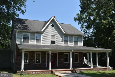 Havre De Grace Single Family Home For Sale: 1000 N Juniata Street