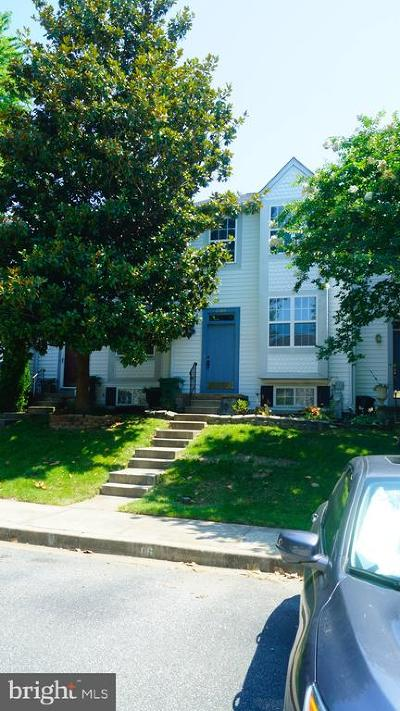 Harford County Townhouse For Sale: 4204 Chapel Gate Place