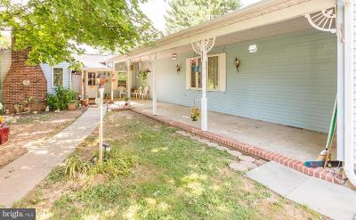 Street Single Family Home For Sale: 1416 N Tucker Road
