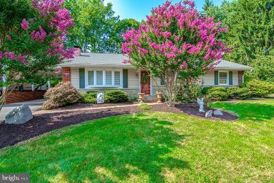 Fallston Single Family Home For Sale: 2402 Stoneybrook Road