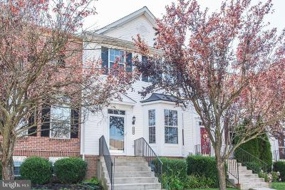 Harford County Townhouse For Sale: 709 Kirkcaldy Way