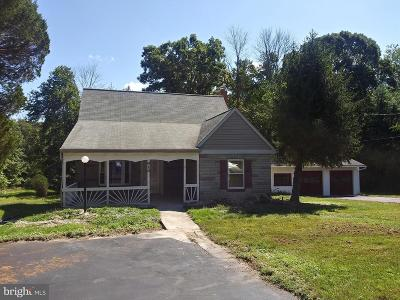 Joppa Single Family Home For Sale: 616 Trimble Road