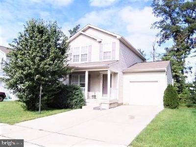 Edgewood Single Family Home For Sale: 2816 Profitt Path