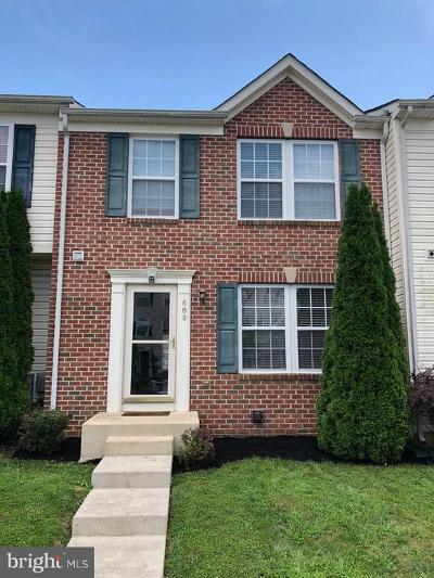 Townhouse For Sale: 609 Possum Trot Way