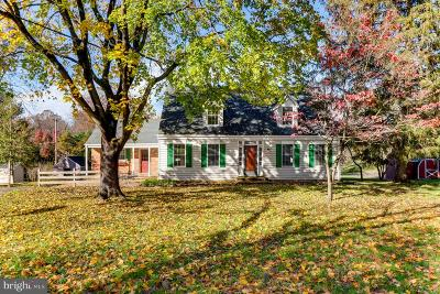 Ellicott City Single Family Home For Sale: 3206 Hearthstone Road