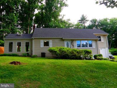 Laurel Single Family Home For Sale: 10913 Hammond Drive