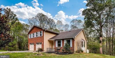 Marriottsville Single Family Home For Sale: 1030 Henryton Road