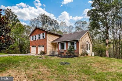 Howard County Rental For Rent: 1030 Henryton Road