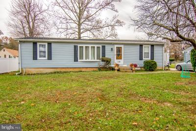 Howard County Single Family Home For Sale: 8961 Carroll Heights Avenue
