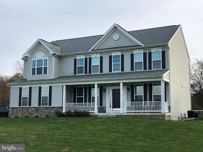 Marriottsville Single Family Home For Sale: 12139 Old Frederick Road