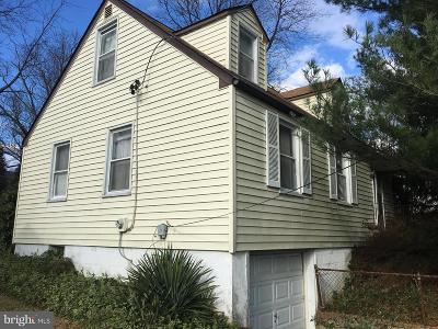 Ellicott City Single Family Home For Sale: 5022 Orchard Drive