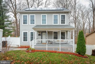 Jessup Single Family Home For Sale: 10047 Guilford Road
