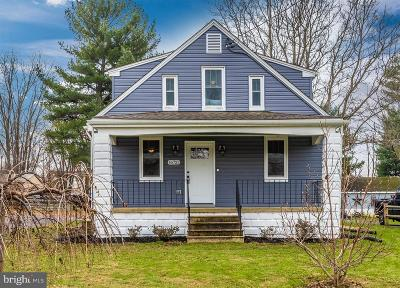 Howard County Single Family Home For Sale: 16721 Frederick Road
