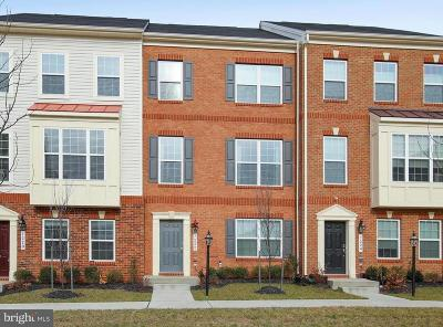 Hanover MD Townhouse For Sale: $454,490