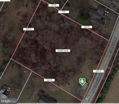 Ellicott City Single Family Home For Sale: 2984 Marriottsville Road